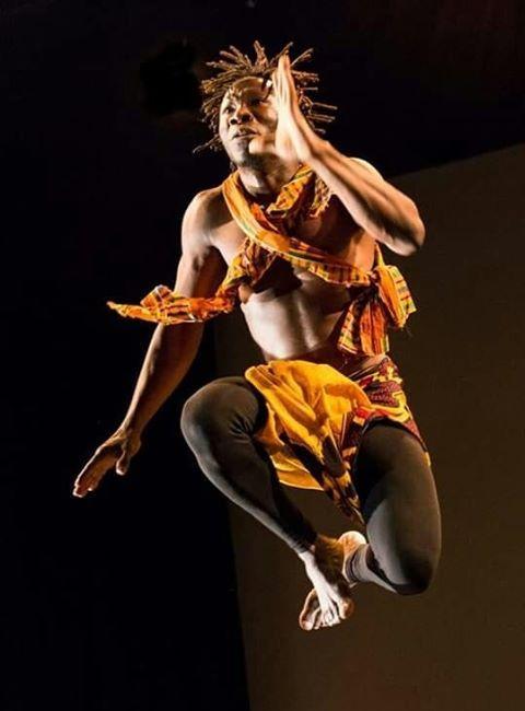 Oumar Camara Dance