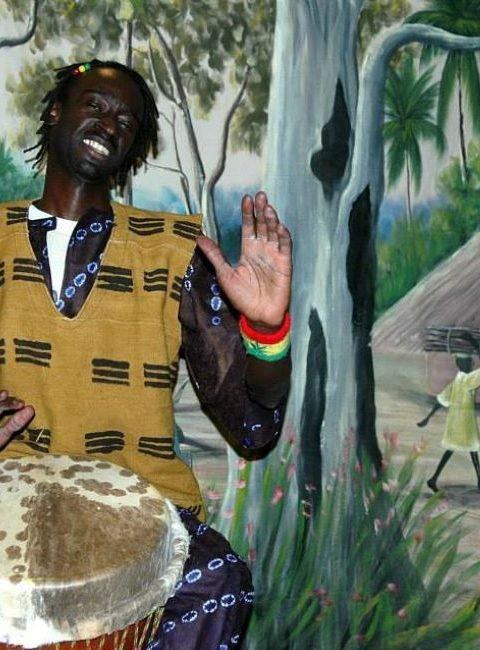 Ousmane Seye portrait